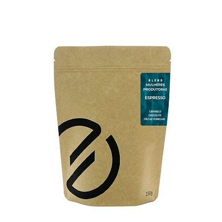 Roast Cafés - Blend Mulheres Produtoras Espresso - Grão (250g)