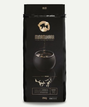 Minamihara - Single Origin Catucaí-Açu 90 - Grão (250g)