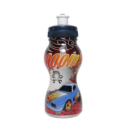 Garrafinha Squeeze Infantil com Personagem Hot wells Zoom- 250ml