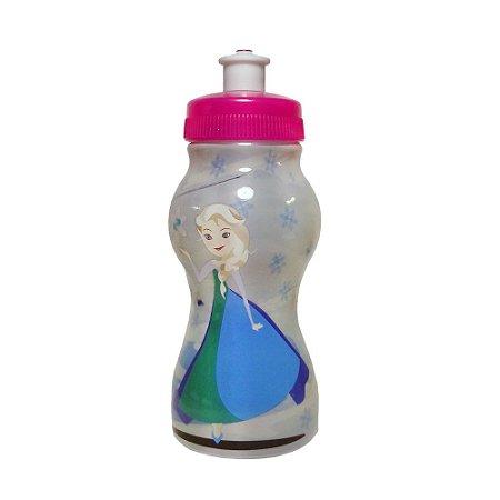 Garrafinha Squeeze Infantil com Personagem Princesa da Neve - 250ml