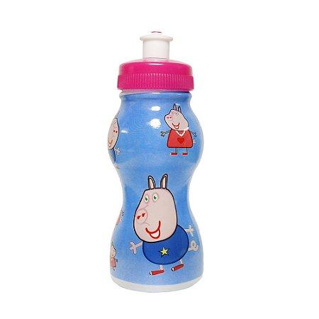 Garrafinha Squeeze Infantil com Personagem George - 250ml