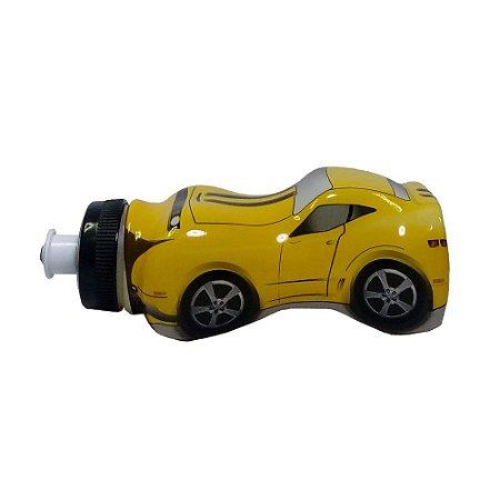 Garrafinha Squeeze Infantil Carrinho Camaro - 370ml