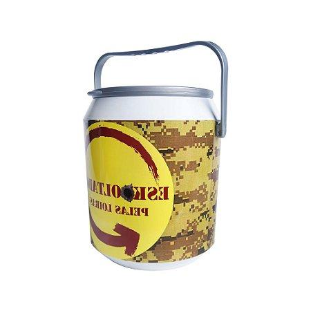 Cooler Térmico SKOLTADOS- 10 latas