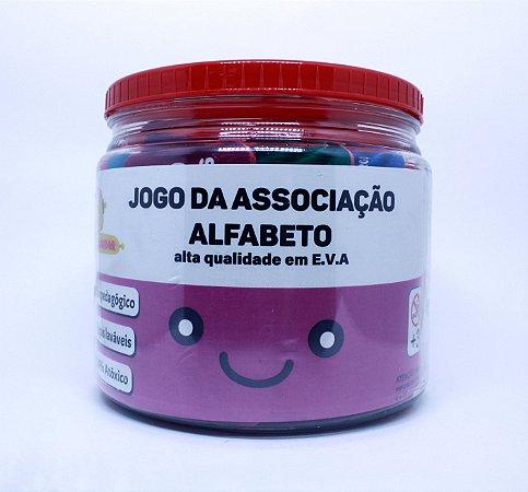 JOGO DE ASSOCIAÇÃO ANIMAIS + LETRA