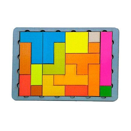 Tetris em MDF