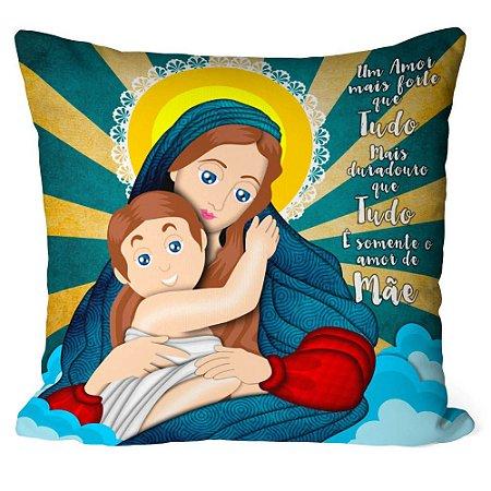 Almofada Amor de Mãe Maria