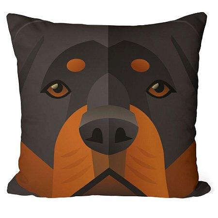 Almofada Cão Rottweiler
