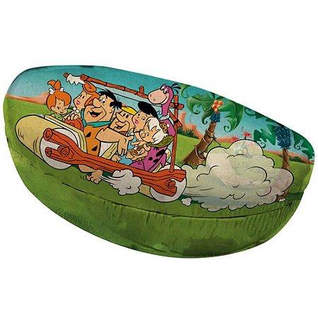 Case Porta Óculos Flintstones Family In Car em PU