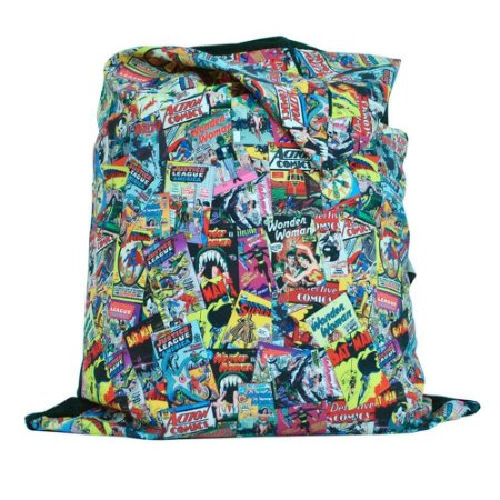 Capa para Almofada DC Comics All Types of Covers 115x90cm