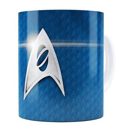 Caneca Star Trek v01 Branca