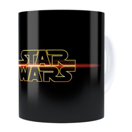 Caneca Star Wars v02 Branca