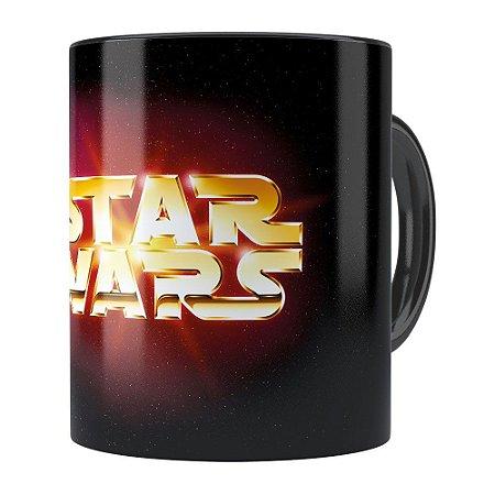Caneca Star Wars v03 Preta