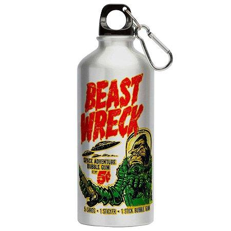 Squeeze Beast Wreck Attacks 500ml Aluminio