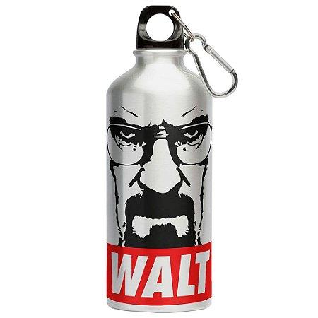 Squeeze Breaking Bad Walt 500ml Aluminio