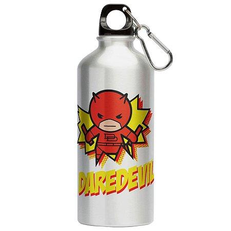 Squeeze Demolidor (Daredevil) v02 500ml Aluminio