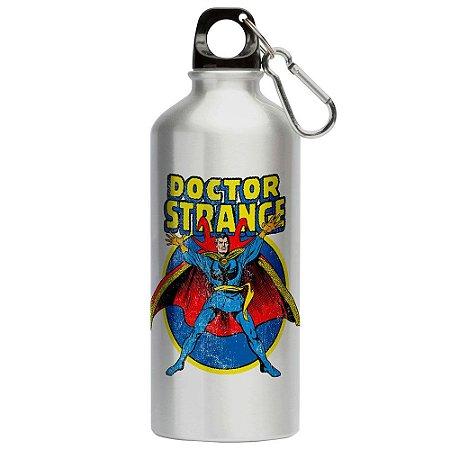 Squeeze Doutor Estranho (Doctor Strange) v04 500ml Aluminio