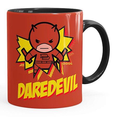 Caneca Demolidor (Daredevil) v02 Preta