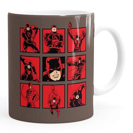 Caneca Demolidor (Daredevil) v03 Branca