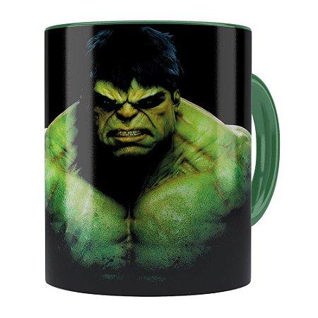 Caneca Hulk v01 Verde Escuro