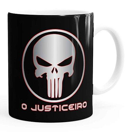 Caneca O Justiceiro v01 Branca