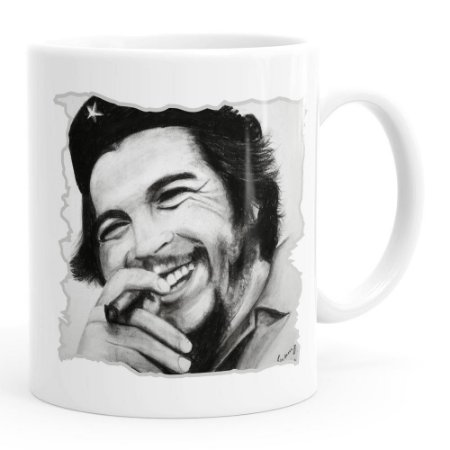 Caneca Che Guevara v01 Branca