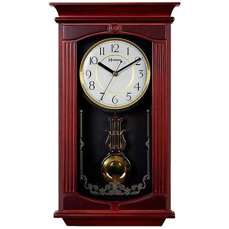 Relógio de Parede Herweg Clássico com Pêndulo 5314-084