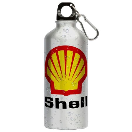 Squeeze Shell 500ml Aluminio