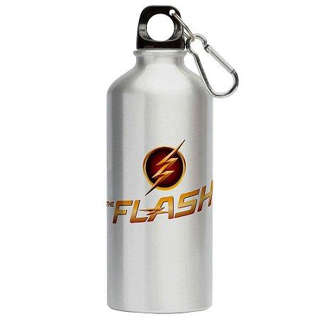 Squeeze The Flash Logo Fashion v02 500ml Aluminio