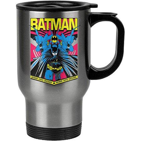 Caneca Térmica Batman Resgate 500ml Inox