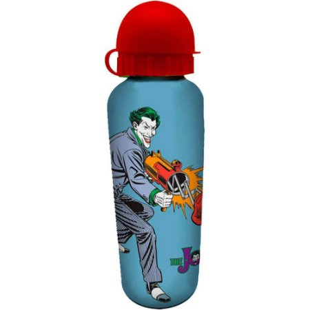 Squeeze The Joker With Wepon Glove 500ml Aluminio