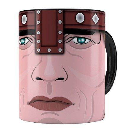 Caneca Conan Schwarzenegger Preta