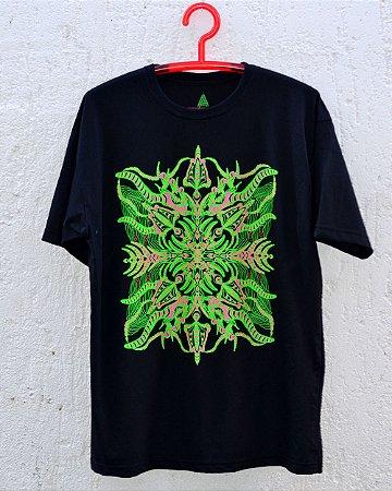 Camiseta Neorganic Verde