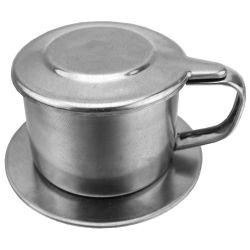 CAFETEIRA VIETNAMITA - AÇO INOX