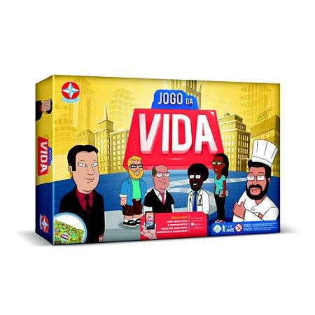 JOGO DA VIDA - ESTRELA