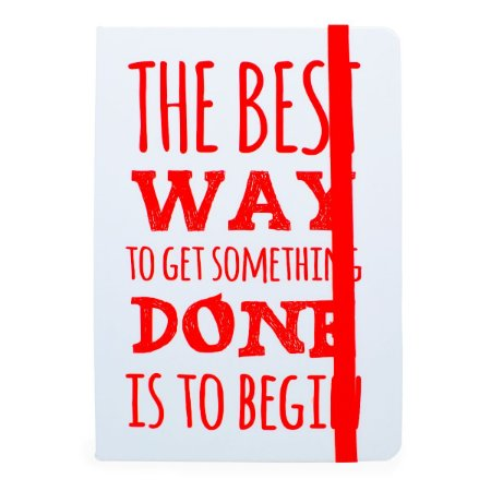 CADERNO THE BEST WAY - WORLD CLASSIC