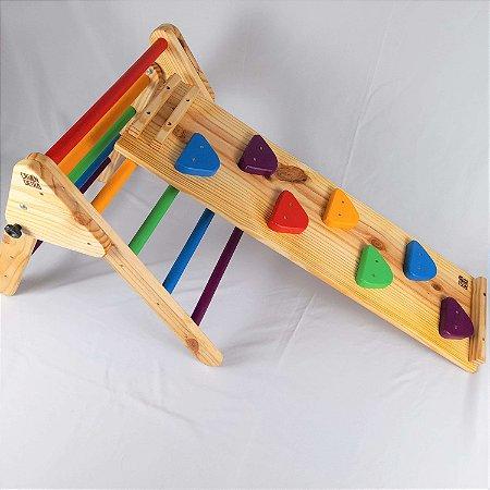 Triângulo Pikler Baby - Color