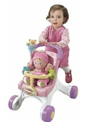 Apoiador Carrinho de Bebê - Fisher Price