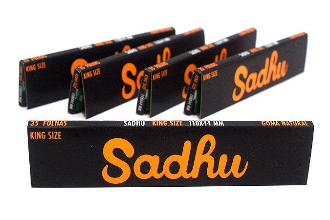Seda Sadhu Tradicional King Size - 5 unidades