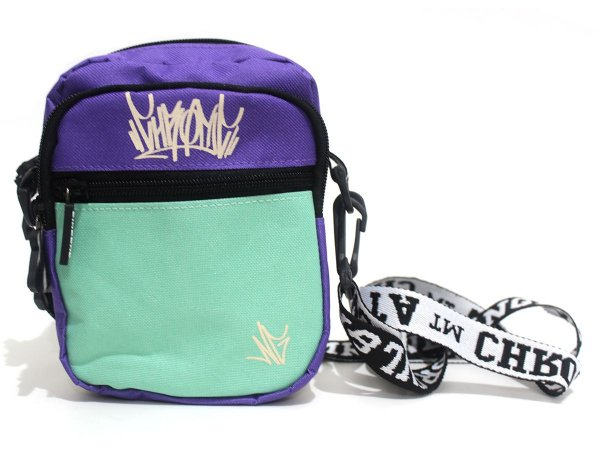 Shoulder Bag Chronic 420 Bolsa Rave Pochete Transversal