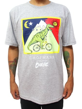 Camiseta Chronic 420 T-hofmann Bike Tiranossauro Becks Doce
