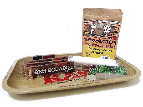 Kit Canábico Tabaco + Flor Madre Juana Headshop