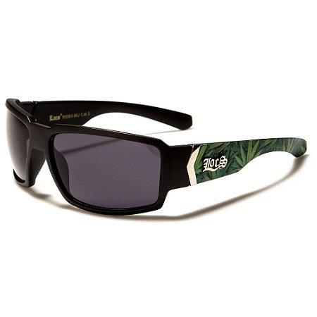 Óculos Sol Masculino Locs Weeknd Mary Jane Polarizado UV400
