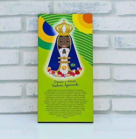 Quadro Nossa Senhora Aparecida Padroeira do Brasil