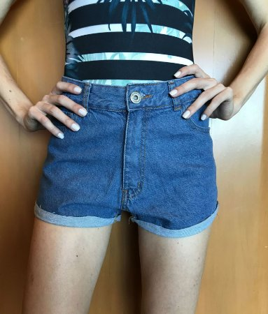 Shorts jeans cool