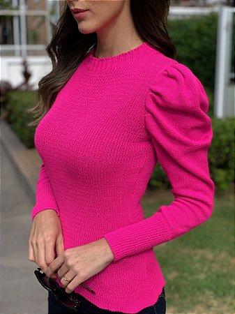 Blusa princesa pink
