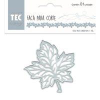 Faca para Corte e Relevo Elegance Toke e Crie 20913 Folha de Carvalho