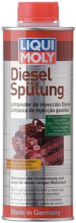 Liqui Moly Diesel Spülung - 500ml - Limpador Injeção Diesel