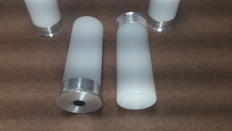 Snap Caps Munição De Manejo 12 Ga Aluminio Poliacetal - 5 Unidades