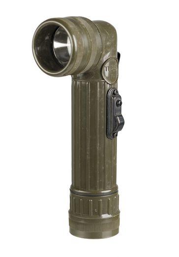 Lanterna Tipo Cotovelo Original Militar Completa