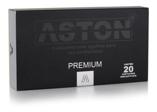 cartucho Aston 7 pintura ( 10 unidades)